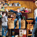 Migros Magazin – Junge Wittwer mit Kindern